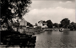 ! S/w Kleinformatige Ansichtskarte Templin, 1965 - Templin