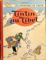Les Aventures De Tintin: Tintin Au Tibet - Collection Hergé - Editions Casterman 1961 - Tintin