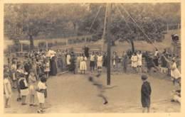"""Stoumont - Maison St-Edouard - Animée, Jeux D'Enfants - Le """"Pas-Volant"""" - Ed. Weber - Stoumont"""