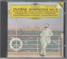 CD SYMPHONIE N° 9 THE NEW ANTONIN DVORAK BON ETAT - Classical