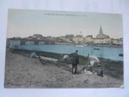 SAINT GILLES VUE GENERALE LE PORT - Saint Gilles Croix De Vie