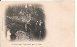 Belgique HAN SUR LESSE Les Grottes Salle Du Trône    Edt Charpentier Richard    ...G - Rochefort