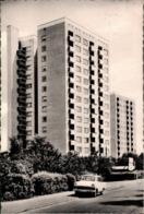 ! S/w Ansichtskarte Hamburg, Neugraben, Hochhäuser, Opel, Auto, PKW, 1962 - Andere