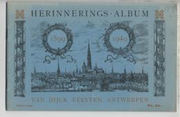 Herinneringsalbum Van Dijckfeesten 1599-1949 - Anciens