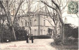 FR66 PERPIGNAN - Fau Nb 6 - Les Haras - Pavillon Du Directeur - Animée - Belle - Perpignan