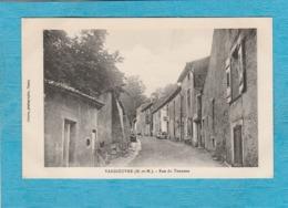 Vandœuvre. - Rue Du Tonneau. - Vandoeuvre Les Nancy