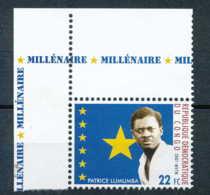 NB - [810401]TB//**/Mnh-RD CONGO 2001 - N° 1888, Patrice Lumumba, Célébrité, Président.SNC. - Célébrités