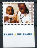 NB - [810418]TB//**/Mnh-RD CONGO 2001 - N° 1905, Secteur Médical, Infirmière Et Enfant, Santé.SNC. - Médecine