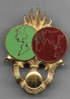 Légion - Dépot Commun Régiments Etrangers - Insigne A.B. Paris  R - Heer