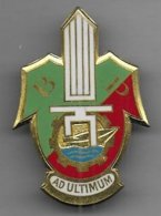 Légion - 40e Cie Bateaux Pliants - Insigne Drago Paris  R75 - Heer