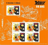 """2019 Bloc Neuf """" ASTERIX 60 ANS - Mint/Hinged"""