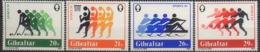 --- 1984 Gibraltar Y. 485 - 488** M. 477 / 480** - Gibraltar