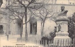 """CPA FRANCE 25 """"Besançon, Monument De Bouchot"""" - Besancon"""