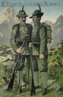 Militaria R ESERCITO  ITALIANO (ALPINI) - Zonder Classificatie