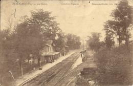 VONNAS ( Ain ) - 01 - La Gare ( Voir état ) - Autres Communes