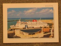 STENA LINE VESSEL AT DIEPPE - Fähren