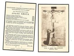 P 580. E.H. JULES SMETS - °BREE 1879 /LUIK / Professor Seminarie ST-TRUIDEN /BEVERLOO -+OVERPELT 1933 - Andachtsbilder