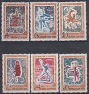 USSR - Michel - 1970 - Nr 3812/17 - MNH** - Ongebruikt
