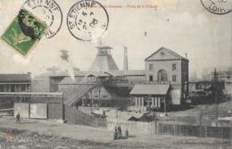 St Saint-Etienne - Mines - Puits De La Pompe - Edition Nouvelles Galeries, Carte N° 9 - Saint Etienne