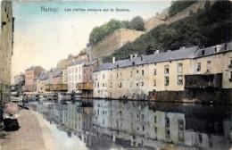 Namur - Les Vieilles Maisons Sur La Sambre - Namen