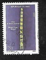 TIMBRE OBLITERE DU MALI DE 2002 N° MICHEL 2597 - Mali (1959-...)