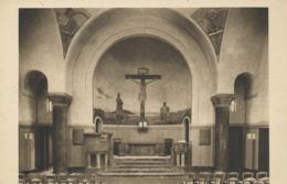 Eglise Protestante D' Auteuil Le Chœur Editions Yvon Cliche Caillet Cachet Au Dos - Arrondissement: 16