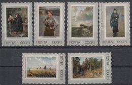 USSR - Michel - 1971 - Nr 3930/35 - MNH** - Nuovi