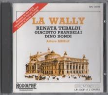 CD CLASSIQUE LA WALLY ALFREDO CATALANI RAI ROME BON ETAT & RARE - Classical