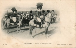 ALGERIE - TUNISIE - 114 - Goums De L'Extrême-Sud  - Phot. Leroux Alger - - Algiers