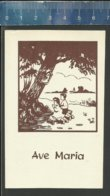 AVE MARIA -  Uitgave KLOOSTER DER DOMINIKANEN OOSTENDE - Religion &  Esoterik