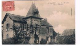 CPA N D DE GRACE Chateau D Evedetes - Guenrouet