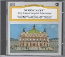 CD COMPILATION CONCERT DE LA GUILDE BON ETAT - Classical