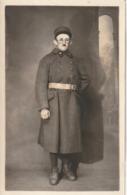 Rare Photo Cpa  Soldat Avec N°11 Au Col - 1939-45