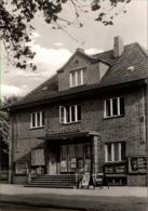 !  DDR Ansichtskarte Kühlungsborn In Mecklenburg, Strandbühne, Kino, Cinema ? - Kühlungsborn