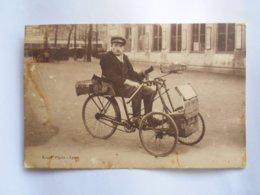 LYON  Vélo Globe Trotter TOUR DE FRANCE - Sin Clasificación