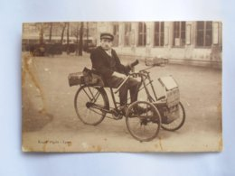 LYON  Vélo Globe Trotter TOUR DE FRANCE - Frankreich
