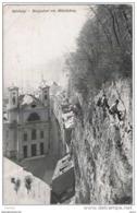 SALZBURG:  BERGPUTZER  AM  MONCHSBERG  -  KLEINFORMAT - Bergsteigen