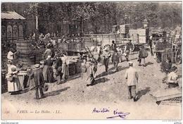 PARIS LES HALLES PRECURSEUR 1903 TBE - Francia