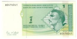 BOSNIA1MARKA1998P59UNC.CV. - Bosnia Erzegovina