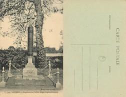 [503773]B/TB//-France  - (50) Manche, Valognes, Monument Des Soldats Belges érigé Au Cimetière, Architectures, Monuments - Valognes