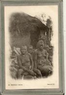 CPA - SENEGAL - DAKAR - Mots Clés: Ethnographie, érotisme, Fille, Femme, Seins Nus, Nude - Jeunes Cérères - En 1900 - Senegal