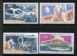 Mali, Yvert PA239/242**, MNH - Mali (1959-...)
