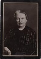 Généalogie - Faire-part De Décés - Carte Mortuaire : Frau Mina VERDET-LANG : - 1936 - - Décès