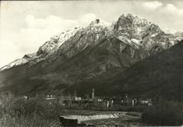 Cortenova (Lecco) Valsassina, Scorcio Panoramico E Grigna Settentrionale, Panoramic View, Vue Panoramique - Lecco