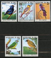 Mali, Yvert 275/279**, MNH - Mali (1959-...)