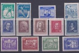 DDR Kleine Verzameling 1952 *, Zeer Mooi Lot Krt 4174 - Colecciones (sin álbumes)