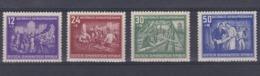 DDR Kleine Verzameling 1952 Nr 55/58 **, Zeer Mooi Lot Krt 4175 - Timbres