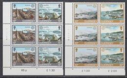 Europa Cept 1983 Guernsey 3x4v ** Mnh (44922) - 1983