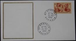 B064 Cachet Temporaire Benfeld 67 Bas Rhin Anniversaire De La Libération 19 Décembre 1994 - Commemorative Postmarks
