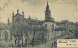 MILANO - Chiesa Di San Marco - Animazione/passanti - Milano (Milan)